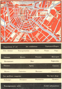 Amsterdam. Where to go this week ... [etc.]. 21-28 april 1950.